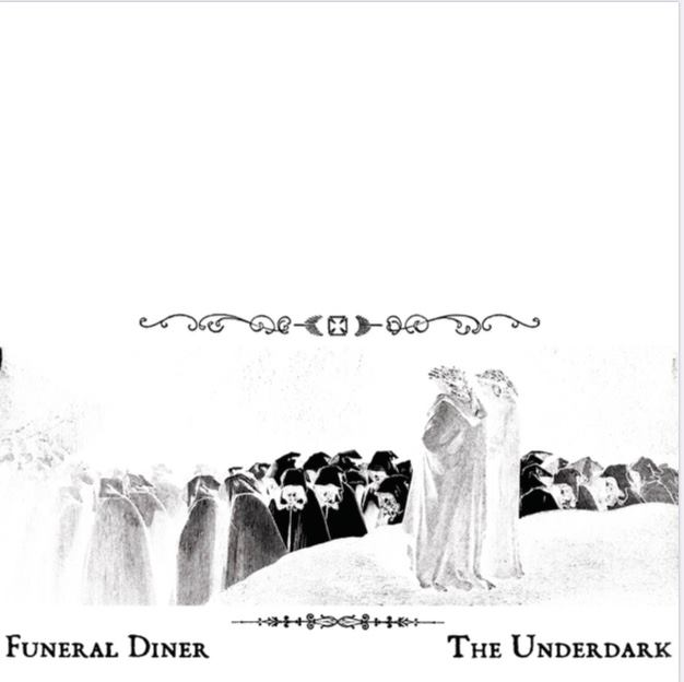 "Image of Funeral Diner ""The Underdark"" LP"