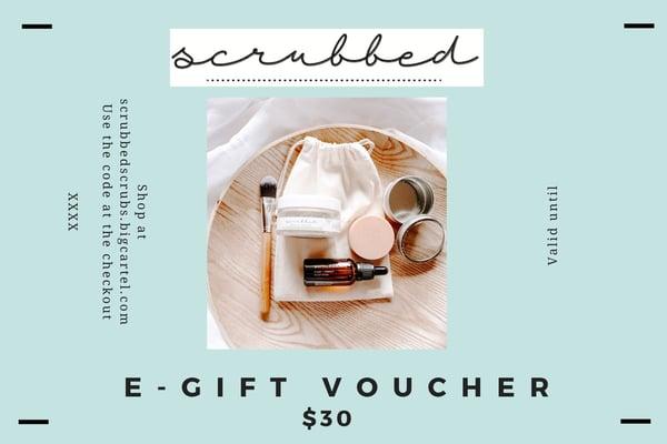 Image of E- Gift Voucher