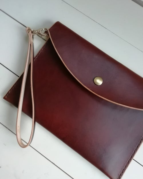 Image of Letter clutch