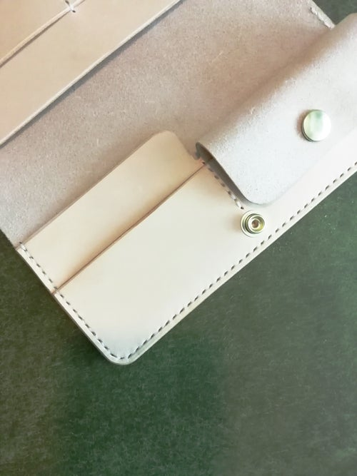 Image of Tall wallet