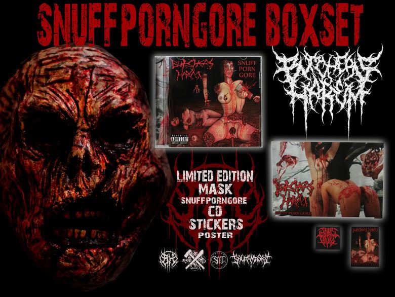 Image of SNUFFPORNGORE BOXSET