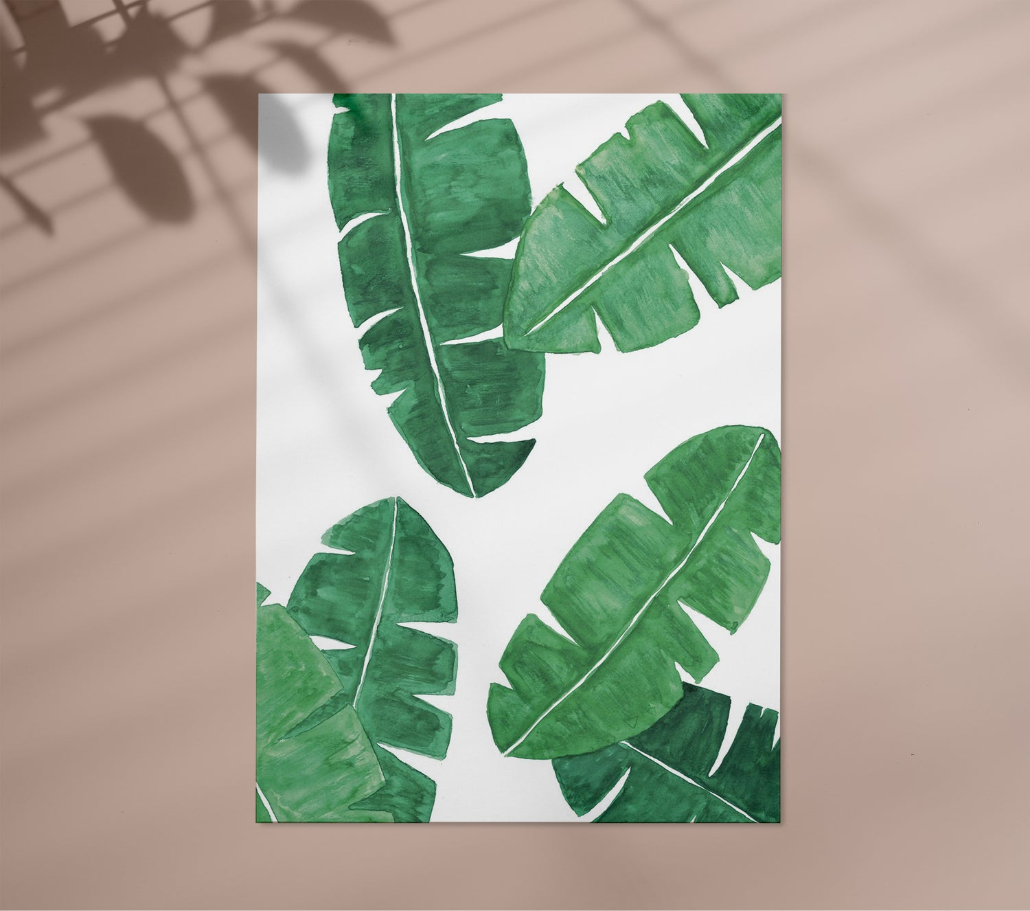 Image of Banana Leaves