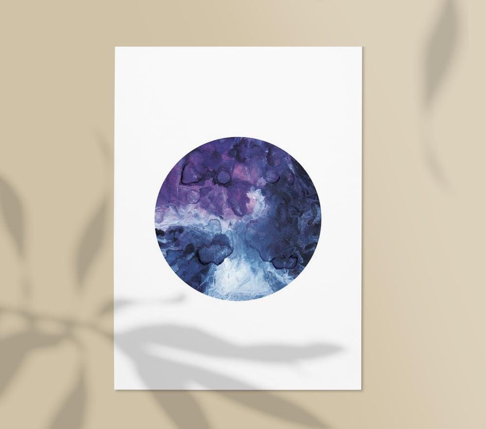 Image of Purple Sea