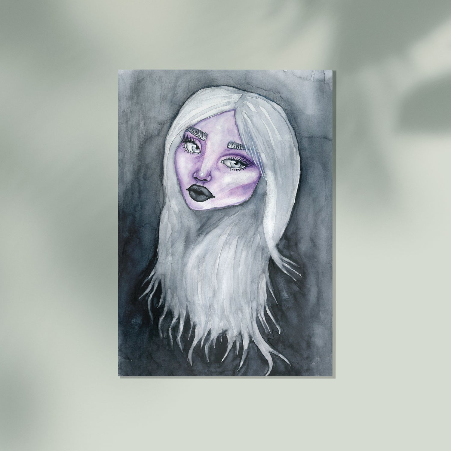 Image of Silver Lady