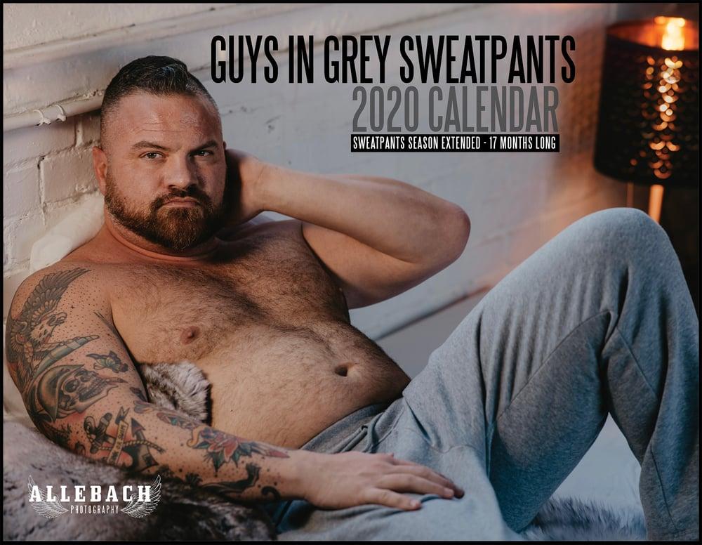 Image of 2020 Calendar: Gray Sweatpants Season Extended