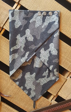 Image of Camo Print Muster Dusters