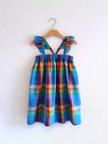 Image of Rainbow Dress