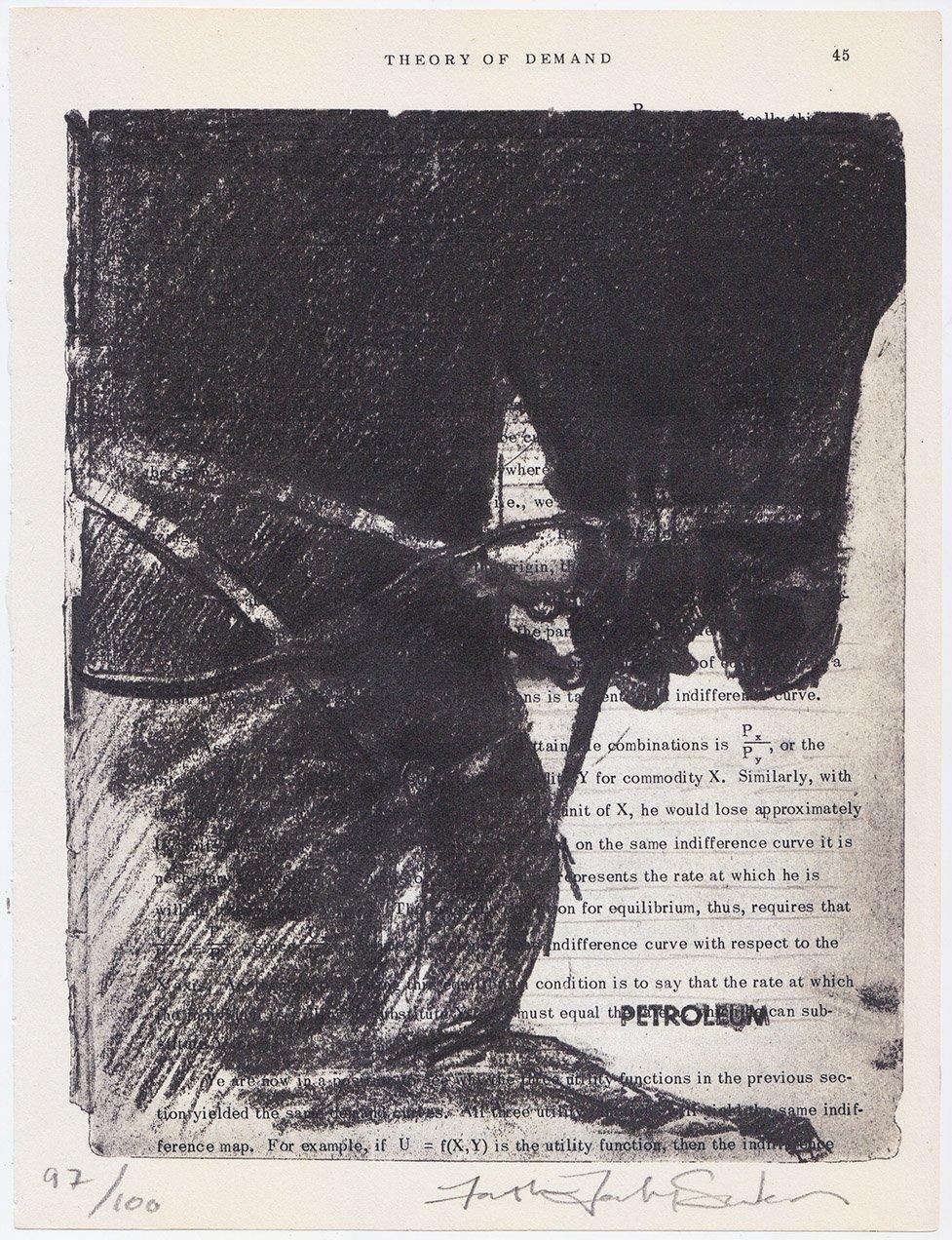 Image of PETROLEUM<br>4 Layer Silkscreen Print