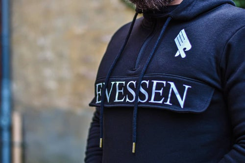Image of EVSN Pullover Hoodie
