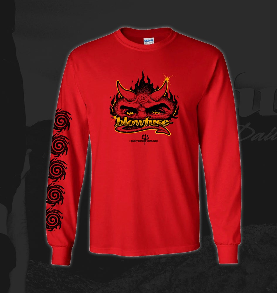 """Image of """"Right Before Your Eyes"""" Long Sleeve T-Shirt"""