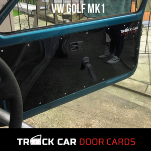 Image of VW Golf MK1 - Track Car Door Cards