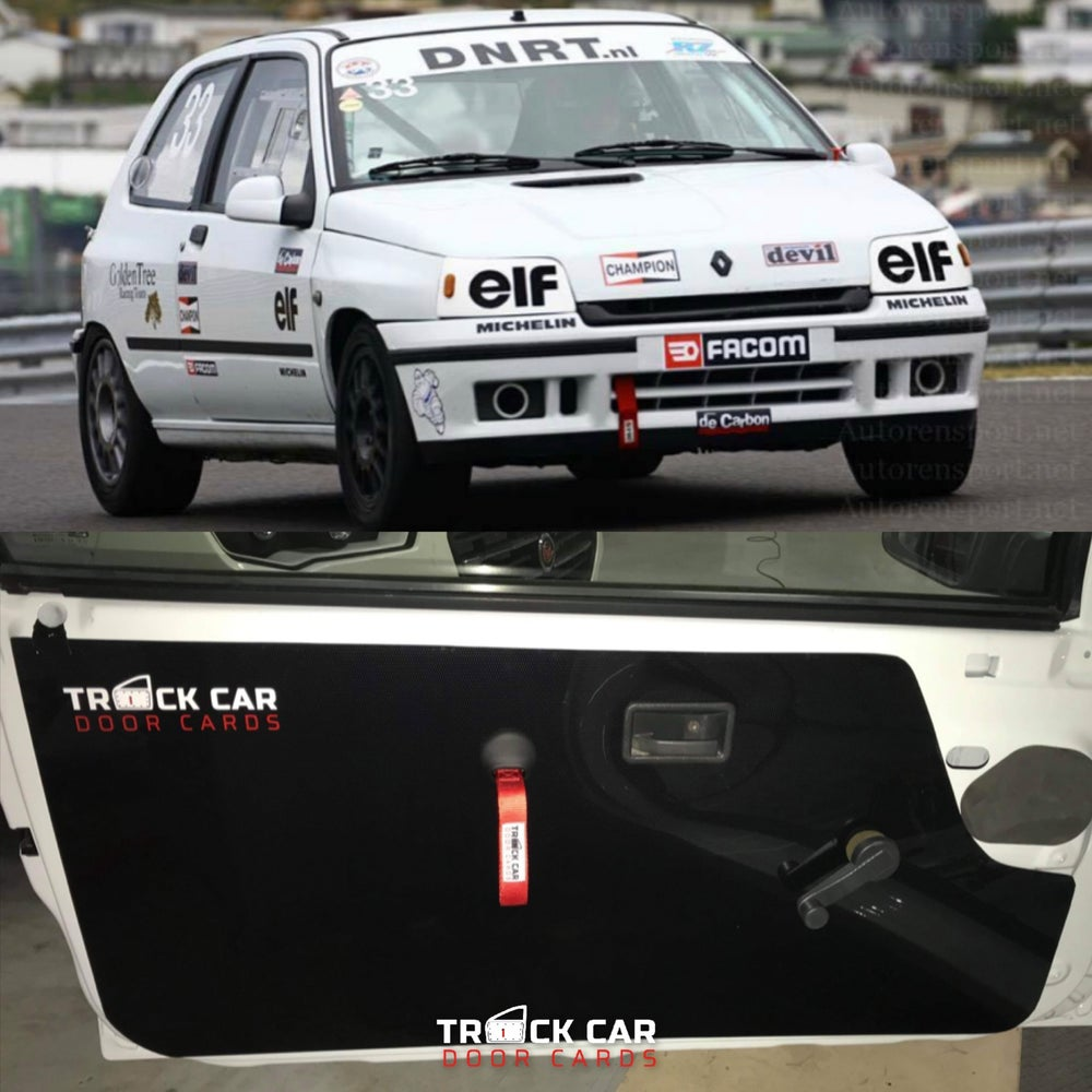 Image of Renault Clio Williams - Track Car Door Cards