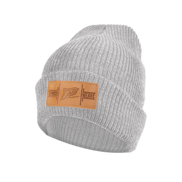 Image of Push Icon Beanie