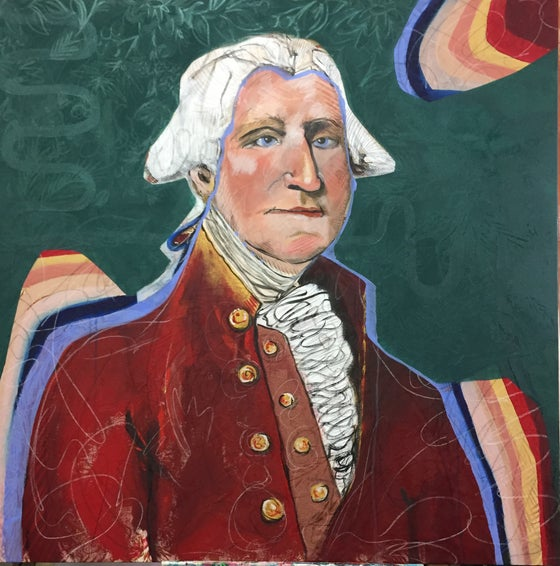 "Image of ""Gilbert Stuart Was a B.A. And So Was Washington"""