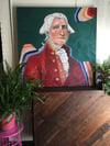 """Gilbert Stuart Was a B.A. And So Was Washington"""