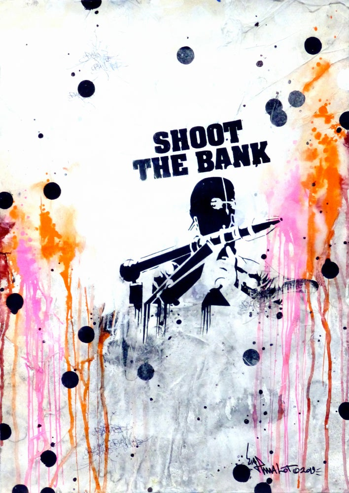 Image of SHOOT THE BANK X Dot, Dot, Dot... ... ...