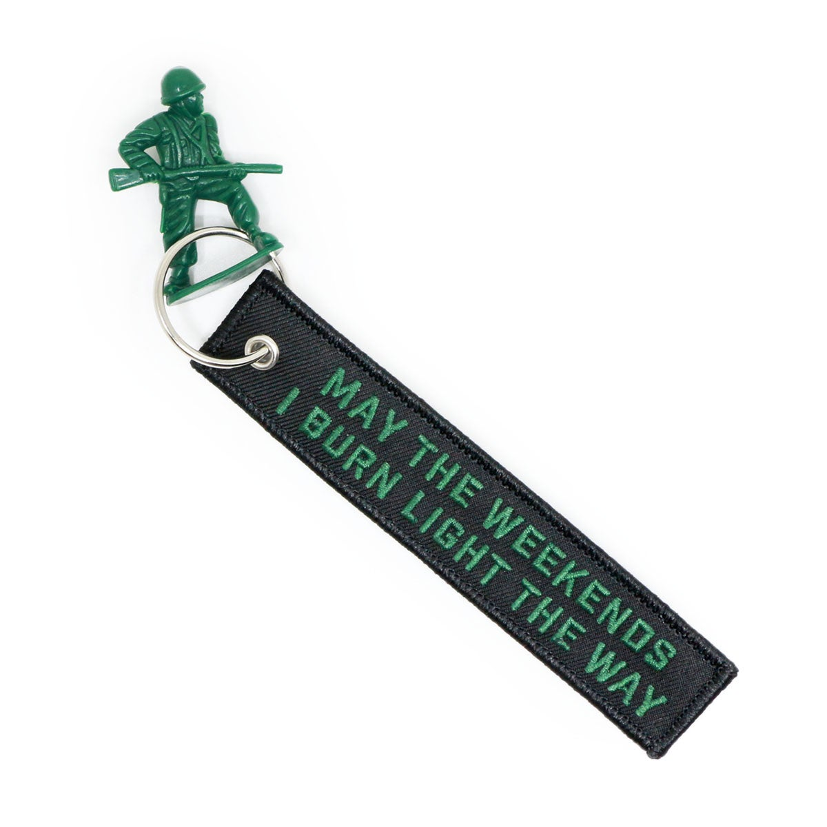Image of WEEKENDS Keychain Tag