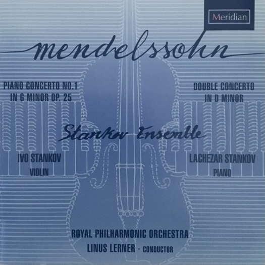 Image of Mendelssohn Concertos