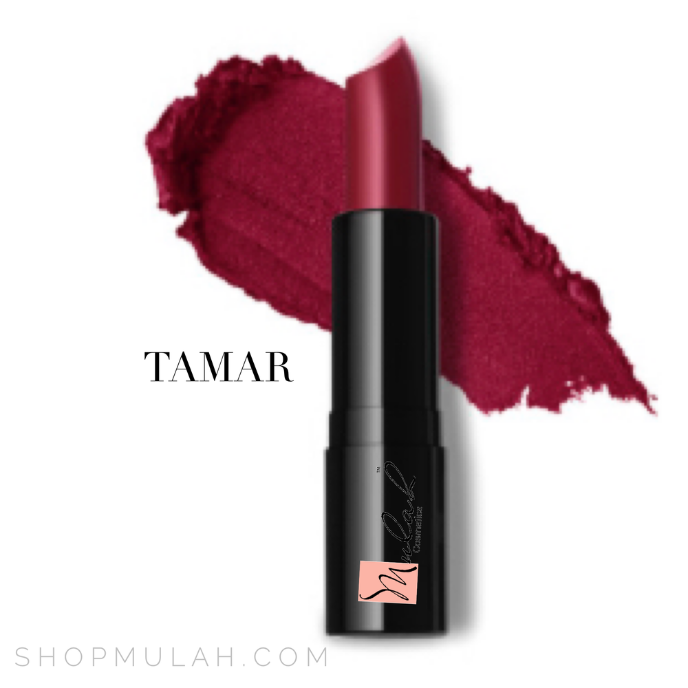 Tamar - Luxury Velvet Matte Lip Color