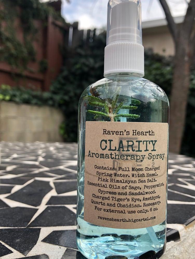 Image of CLARITY Aromatherapy Spray