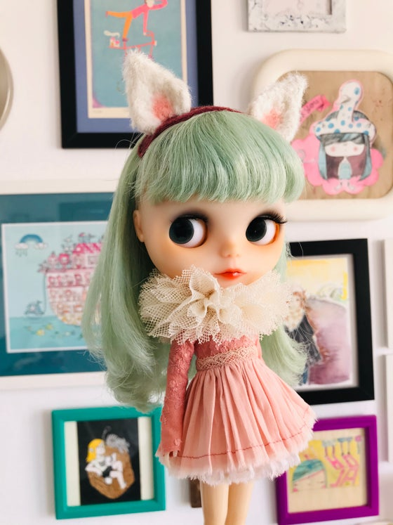 Image of Kitty Ballet set for Neo Blythe