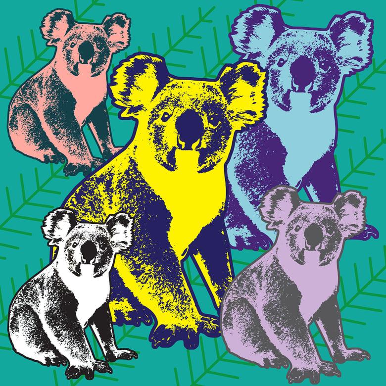 Image of Koala Print