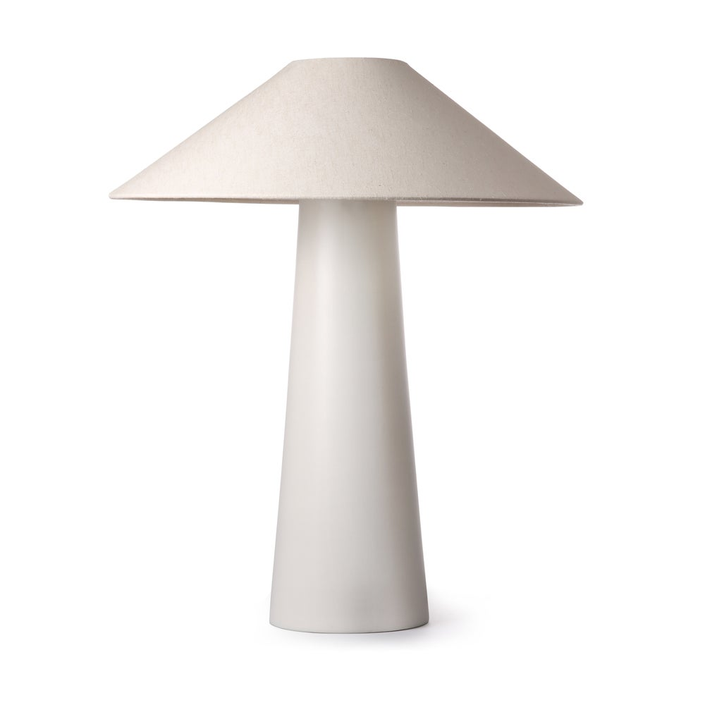 Image of Large retro floor or table lamp