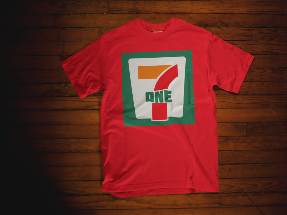 Image of 7-One Uptown Tee