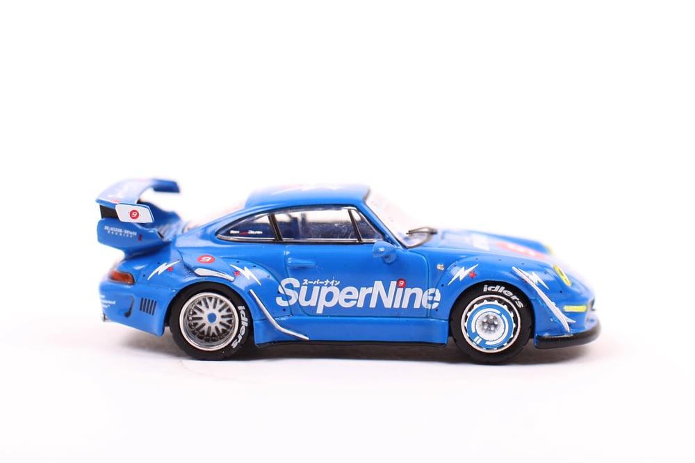 Image of SuperNine ILLEST 993 RWB by Tarmac