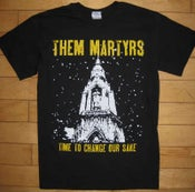 Image of  Martyrs  Memorial Tee