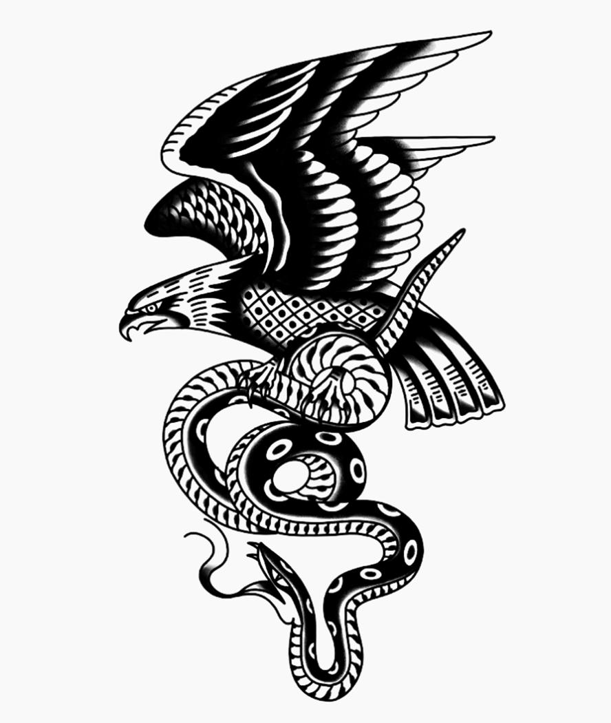 Image of Eagle / Snake
