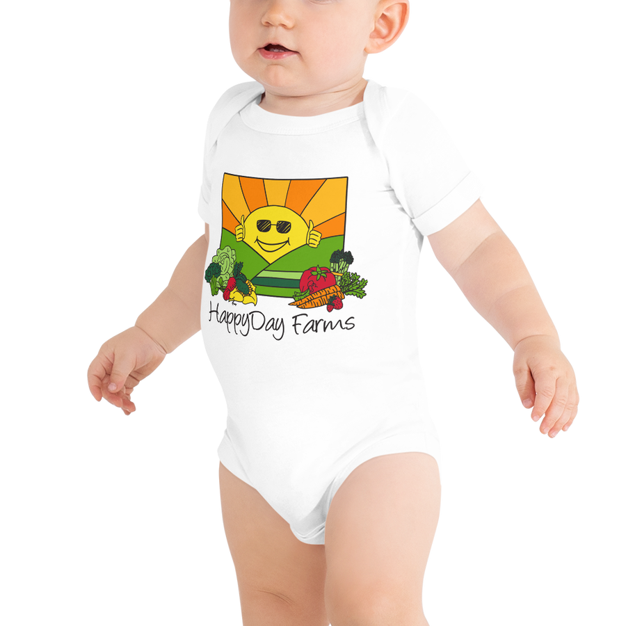 Image of Baby Short Sleeve One Piece