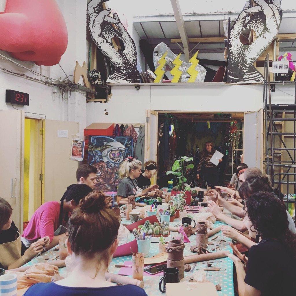 Image of Pot Head Workshop / Thursday 5th March