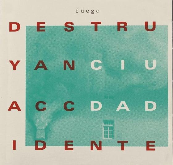 Image of DF:003 Destruyan Ciudad Accidente - Fuego