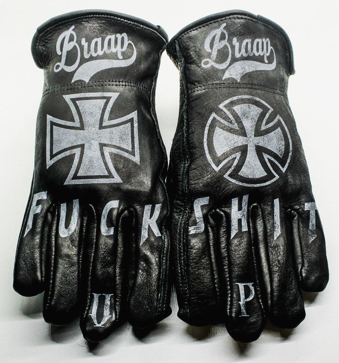 Image of Double Iron Cross (black)