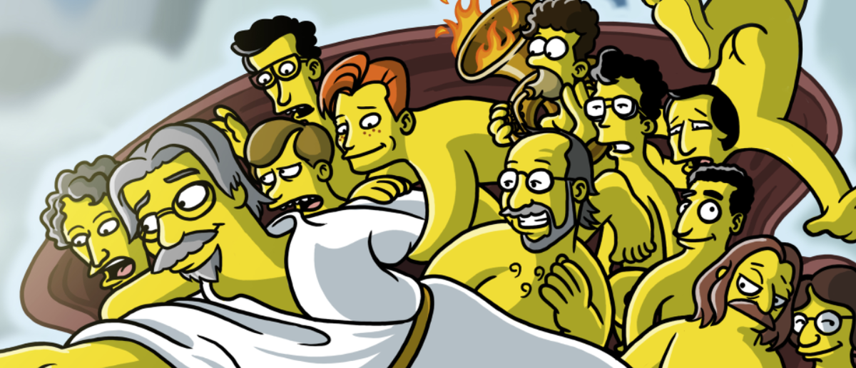 Image of The Creation of Homer