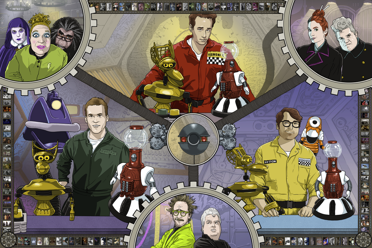 Image of 30 Years of Mystery Science Theater 3000