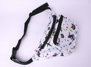 Image of SK8R CAT Fanny Packs