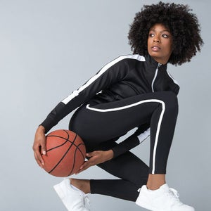 Image of WOMENS TRACK LEGGINGS