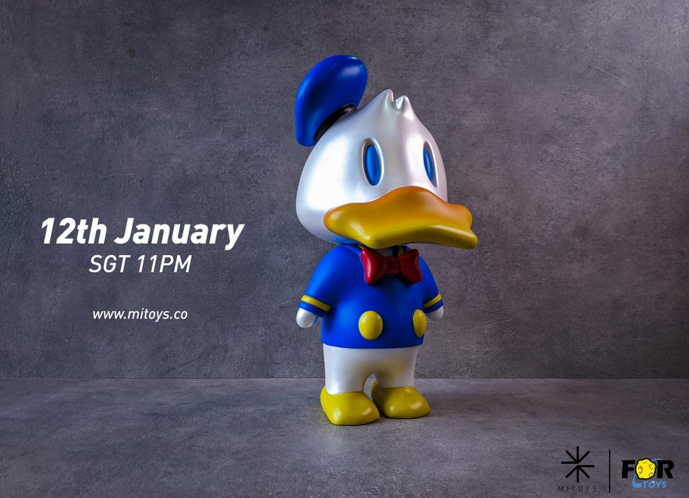 Image of 12Inch Donald Frank