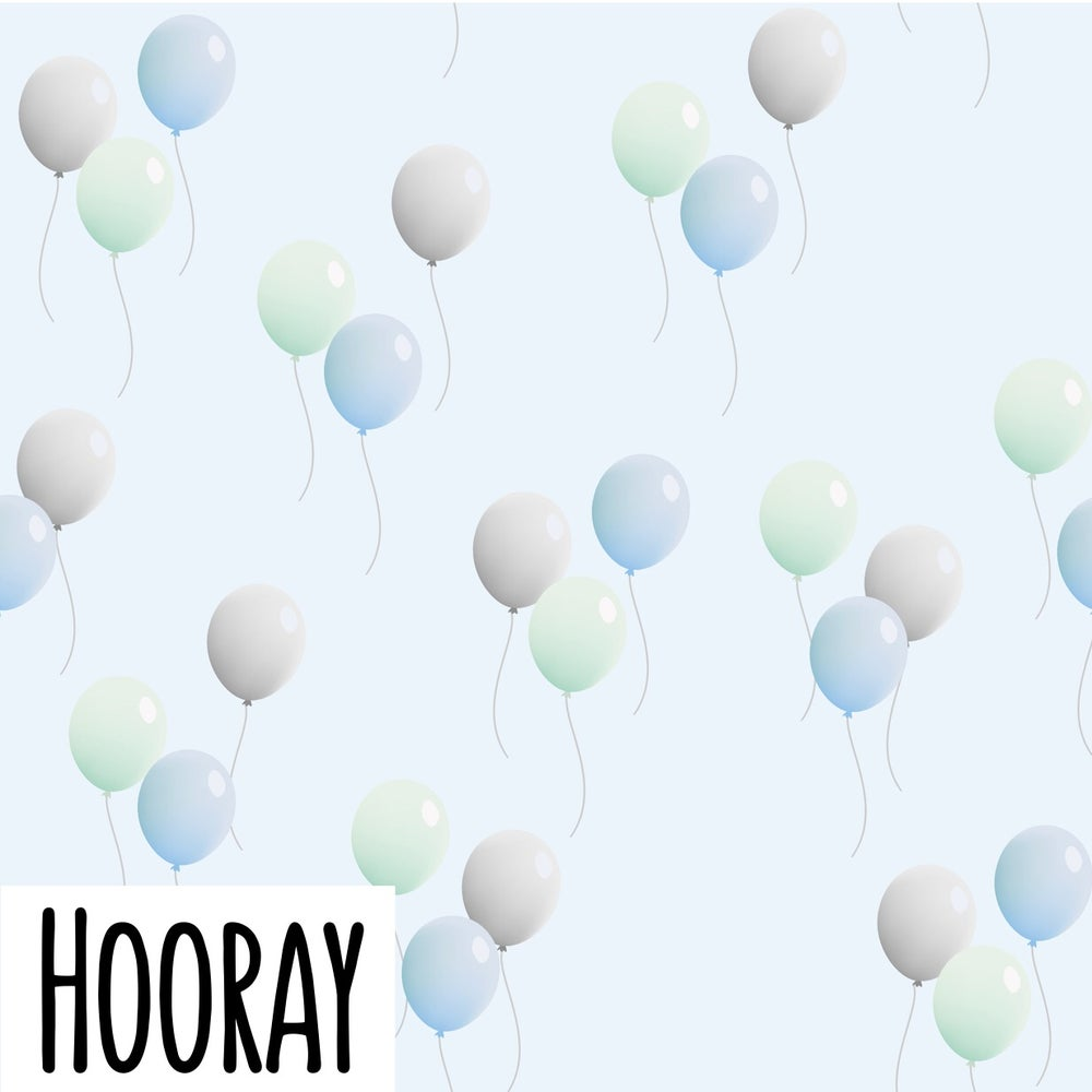 Image of Hooray birthday set