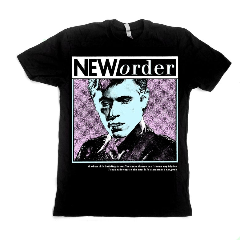 "Image of New Order ""World"" Tribute"