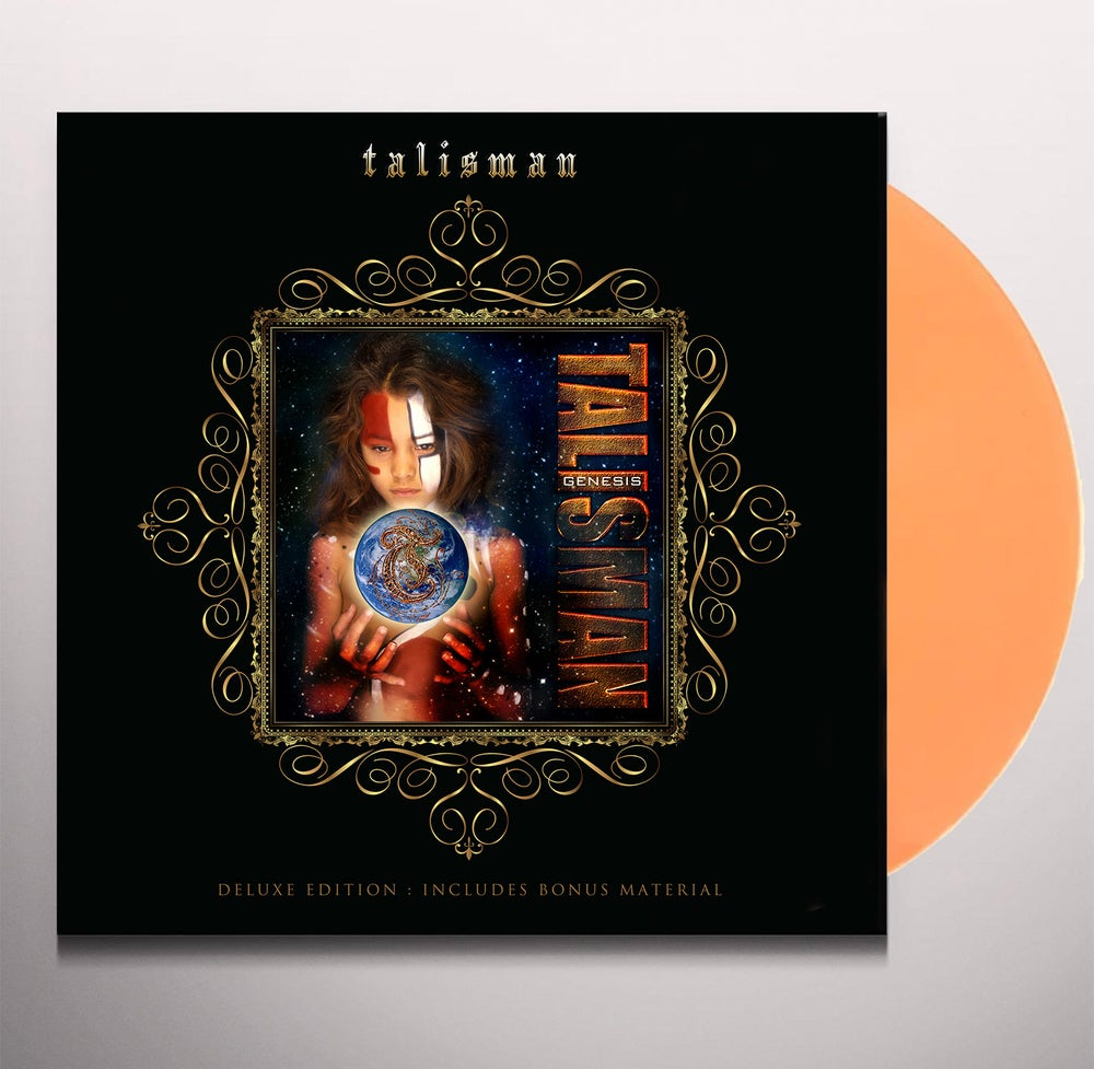 Image of Talisman - Genesis  (Orange colored Vinyl)
