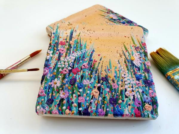 Image of 'Sunshine' Stone Coaster