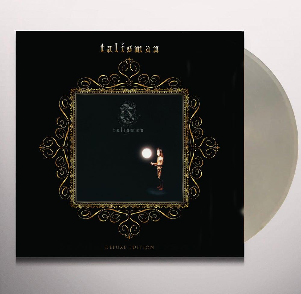 Image of Talisman - First Album  (Silver colored vinyl)