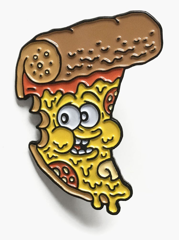 Image of Pizzeria Disgusto Pin