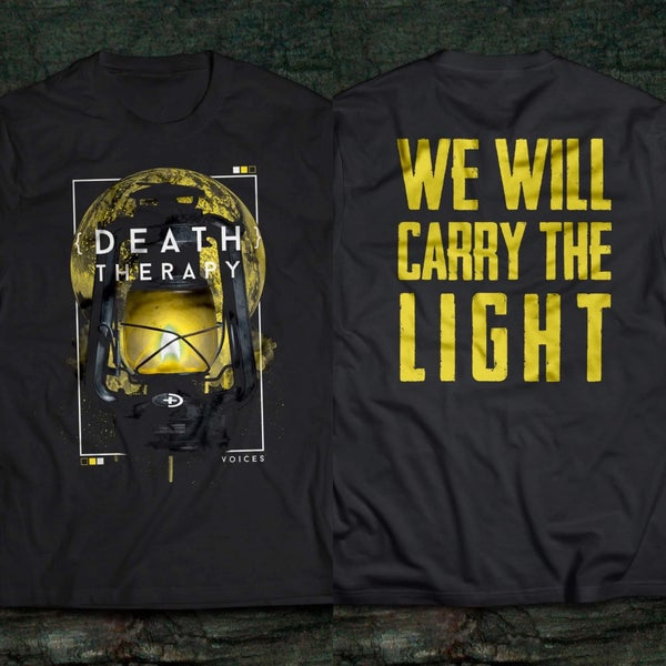 Image of CARRY THE LIGHT shirt
