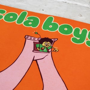 Image of Cola Boyy Poster