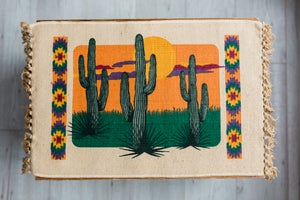 Image of Sunset Cactus - Placemat