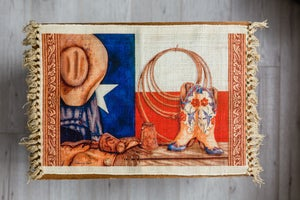 Image of Cowgirls Whip - Placemat